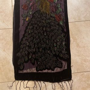 Gorgeous vintage scarf